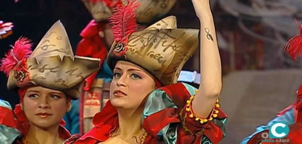 El pasodoble del Carnaval de Cádiz dedicado a 'La Manada' que se ha hecho viral