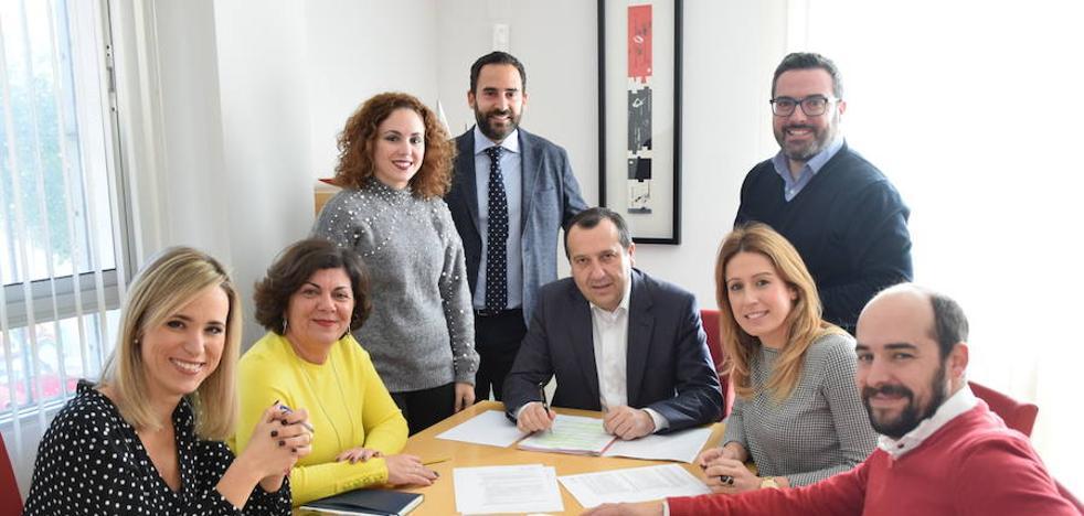 El PSOE de Málaga activa la maquinaria electoral