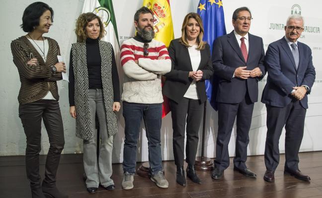 'UN IDEAL ANDALUZ' DE BLAS INFANTE CENTRA UN DOCUMENTAL