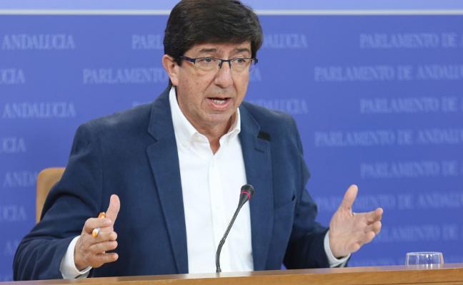 Marín advierte a PSOE y PP que será clave y no tiene «socio preferente»