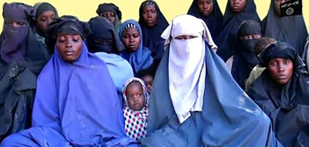 Secuestradas en Chibok se declaran fieles a Boko Haram