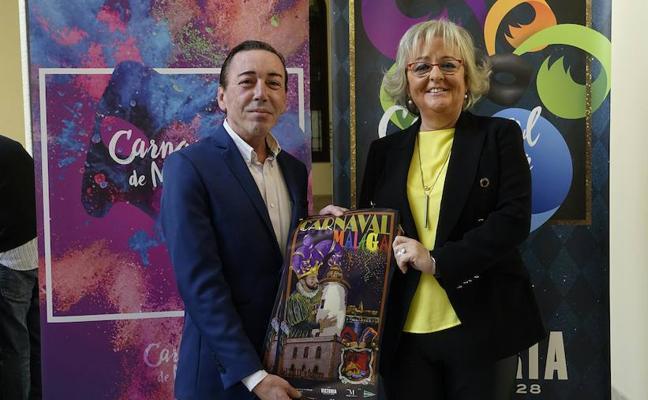 El Carnaval de Málaga 2018 tendrá medio centenar de actividades
