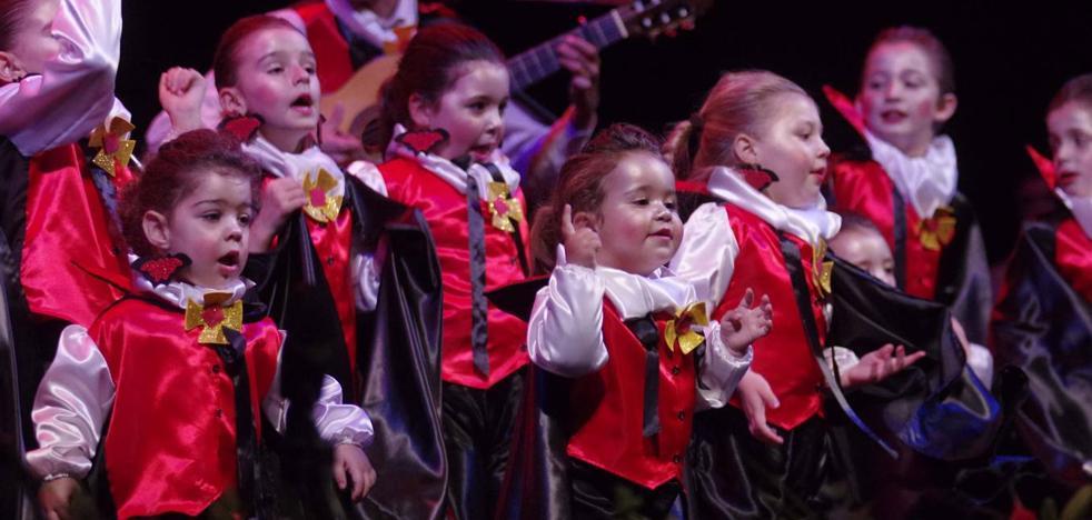 Orden de actuación de las preliminares del Carnaval de Málaga 2018