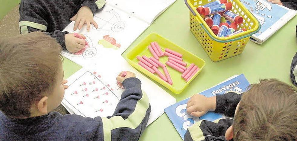 Convocatoria extraordinaria de ayudas para Educación Infantil de 0 a 2 años