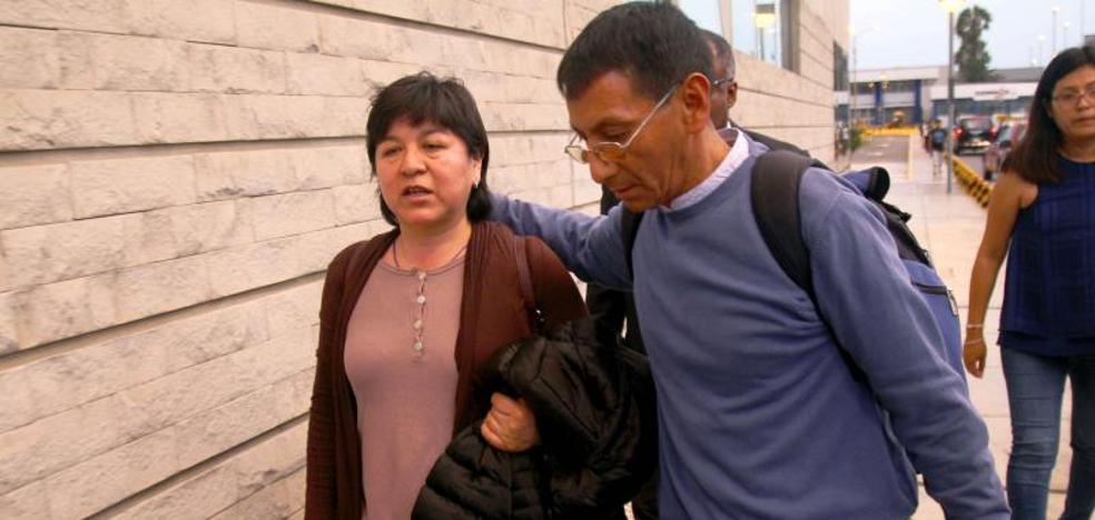 La Policía reconstruye en Cuzco la muerte de la joven española