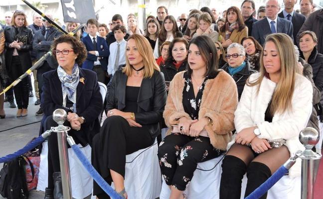 El Real Club Mediterráneo rinde homenaje a sus mujeres remeras