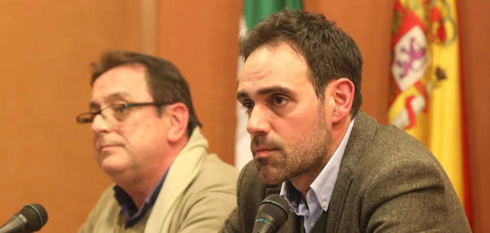 Javier Frutos: «Seremos firmes en la defensa de los hosteleros»