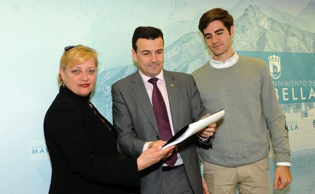 El Ayuntamiento de Marbella realiza un informe del desempleo para concretar el plan de formación
