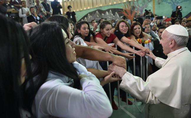El Papa pide perdón por los abusos sexuales a menores