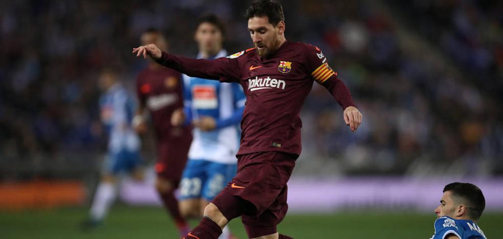 El Espanyol acaba con la imbatibilidad del Barça