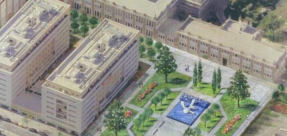 De la Torre propone que la nueva plaza junto a Tabacalera lleve el nombre de Antonio Garrido