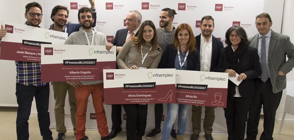 Los ganadores de la I edición de los #PremiosBlogs2017