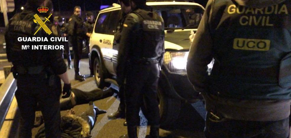 Exigen un rescate de 500.000 euros a un vecino de Málaga para liberar a su hermano secuestrado en Guipúzcoa