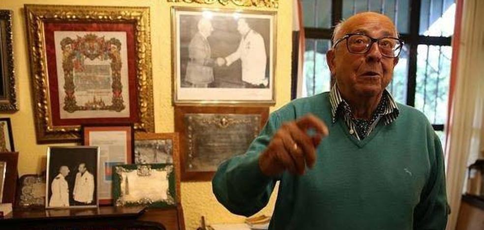 El Ayuntamiento de Málaga propone retirarle la medalla de la ciudad a Utrera Molina