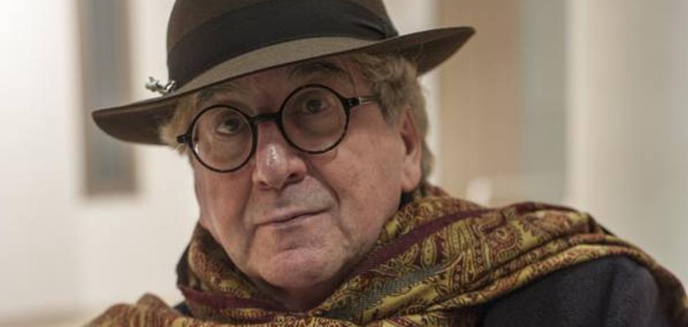Luis Antonio de Villena: «Nunca fui un trepa»