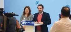 El PP denuncia que la Junta debe 183 millones de euros a los ayuntamientos de Málaga