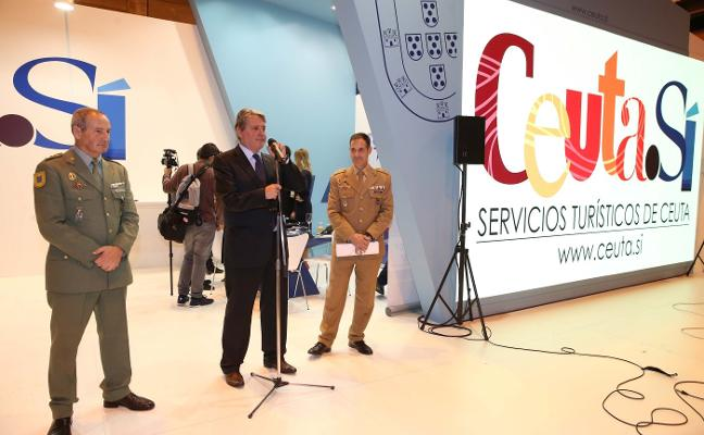 Ceuta presenta su carrera cívico militar, vinculada a los 101 kilómetros de Ronda