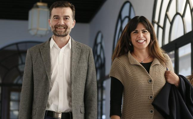Teresa Rodríguez registra la marca 'Marea Andaluza' e IU se desentiende