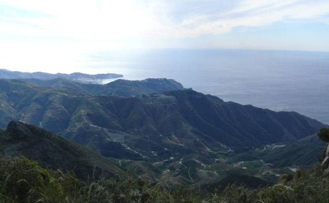 Ruta Subida al pico del Cielo