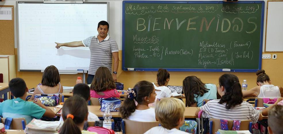 Educación construirá cinco nuevos institutos y un colegio en la provincia de Málaga