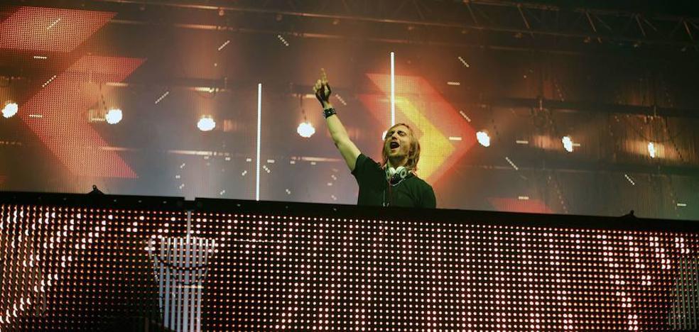 David Guetta, actuación estelar en el Weekend Beach Festival de Torre del Mar