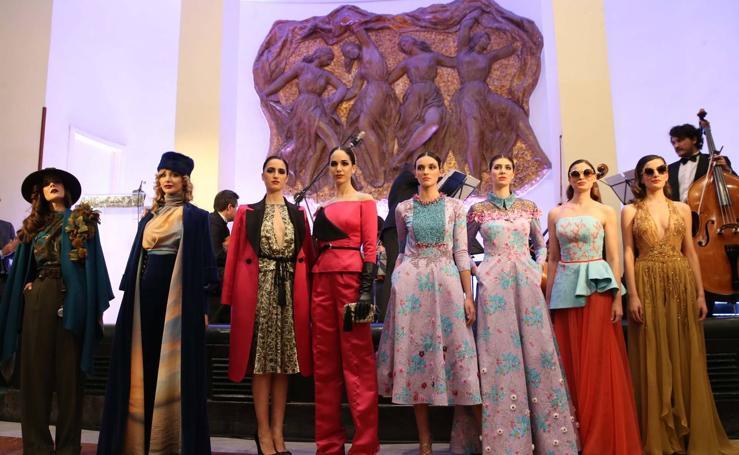 Turismo Costa de Sol apuesta por la moda en su puesta de largo en Fitur
