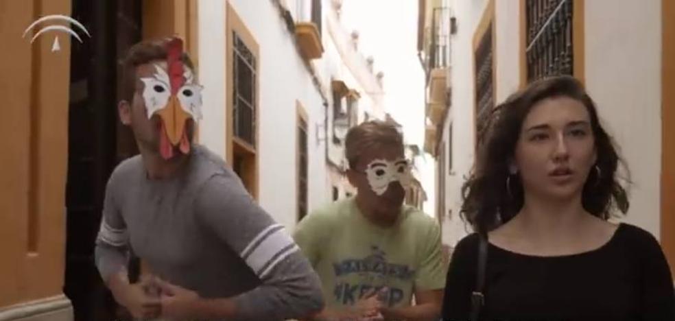 La Junta Andalucía lanza la campaña #NoSeasAnimal contra el acoso sexual callejero