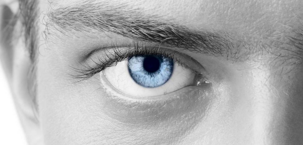 El ladrón de los ojos azules