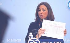 El PP dice que la Junta debe realizar 51 actuaciones e invertir 300 millones «pendientes» en materia de agua en Málaga