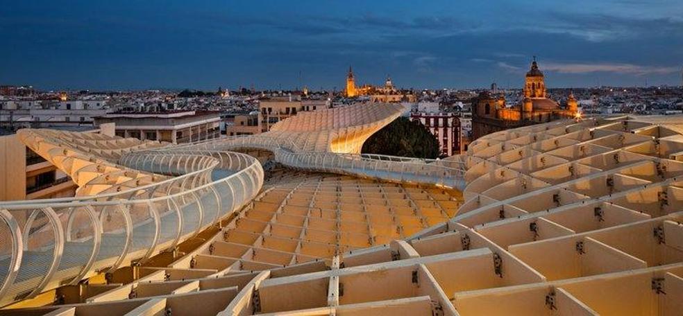 Cultura en las calles de Sevilla