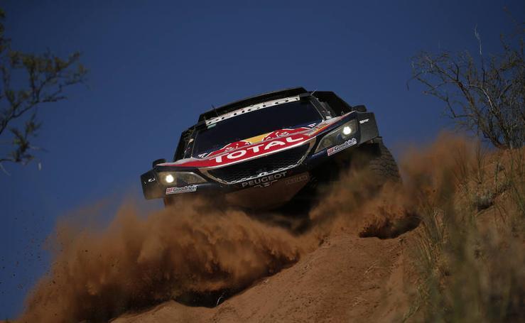 Las mejores imágenes de la decimotercera etapa del Dakar
