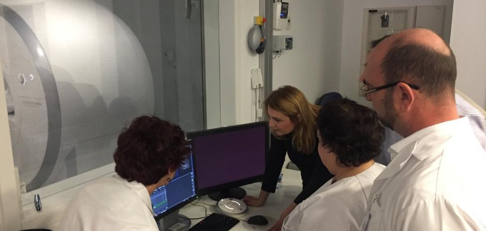El hospital de la Serranía incorpora la resonancia magnética