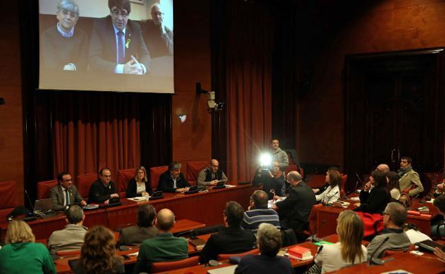 El Gobierno avisa al expresidente de que su maniobra no conduce a la Generalitat