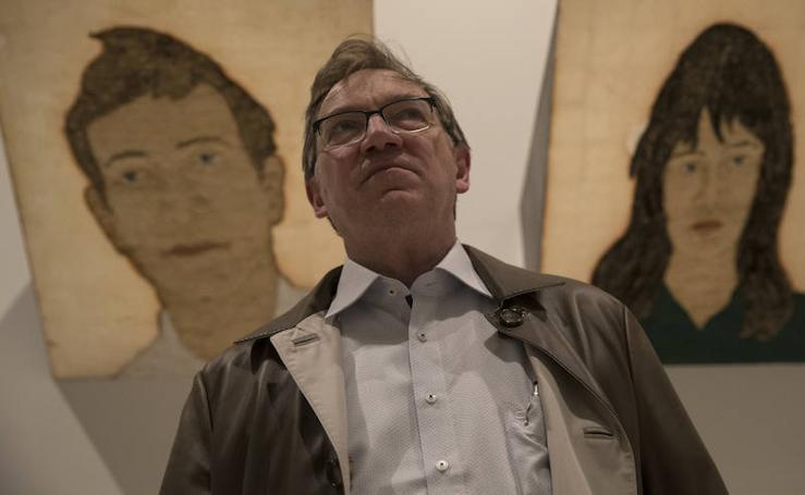 La exposición de Stephan Balkenhol, en imágenes