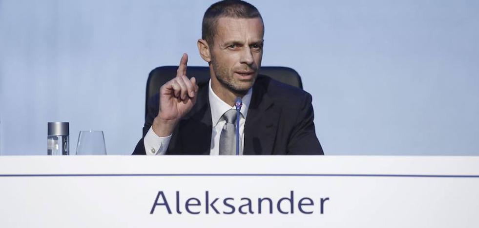 La UEFA prepara un «impuesto de lujo» para los clubes