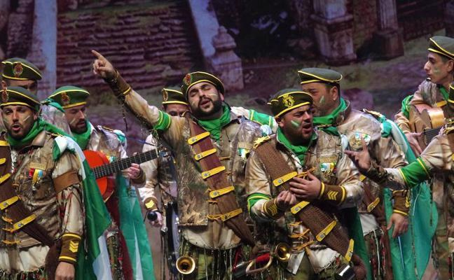 Puntuaciones del Carnaval de Málaga 2018