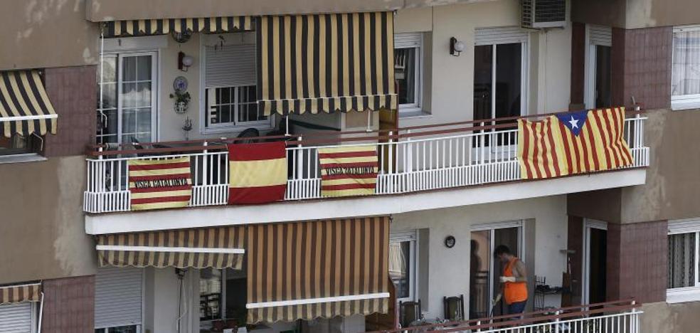 La crisis catalana ha alentado un mayor centralismo entre los españoles