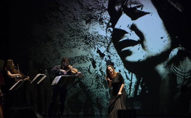 La Fura dels Baus reivindica en Málaga al Bach más hedonista