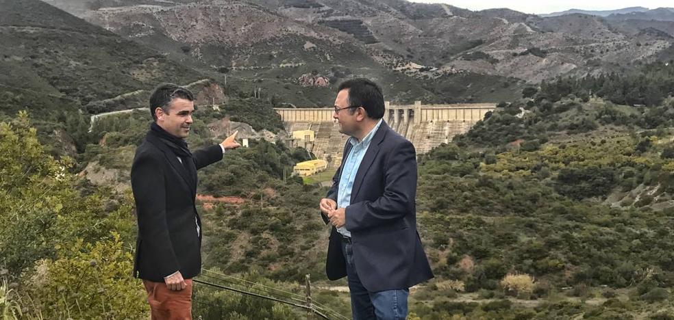 El PSOE urge al Estado a iniciar en esta legislatura el recrecimiento del embalse de La Concepción