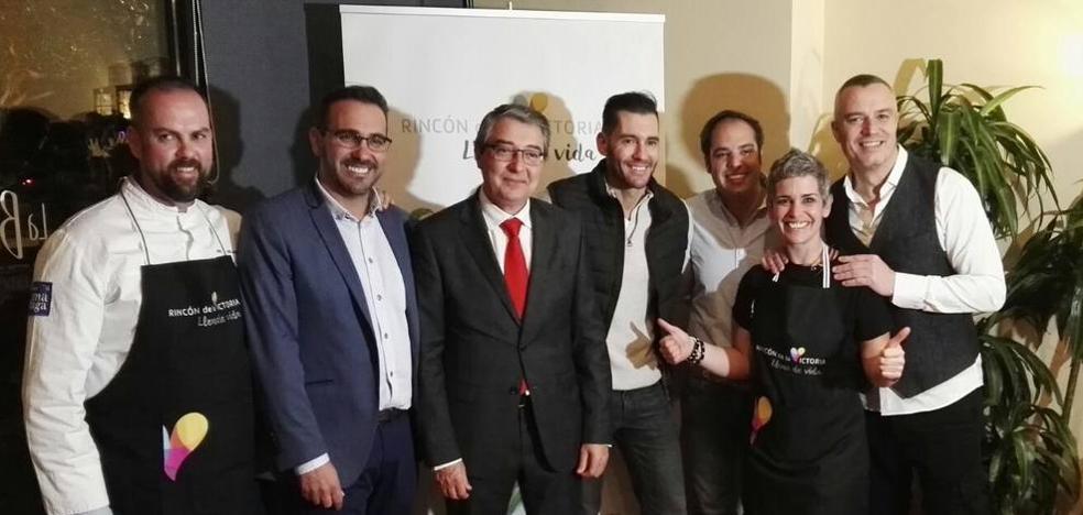 El boquerón de Rincón de la Victoria cautiva a Madrid con su versatilidad