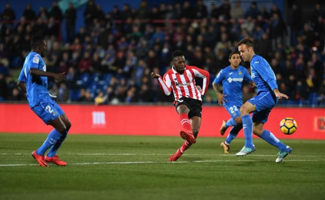 Getafe-Athletic, en directo
