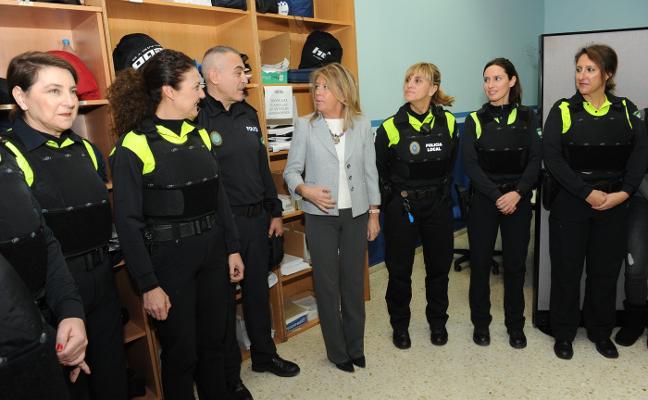 El Ayuntamiento reforzará el equipamiento de la Policía Local este año con una inversión millonaria