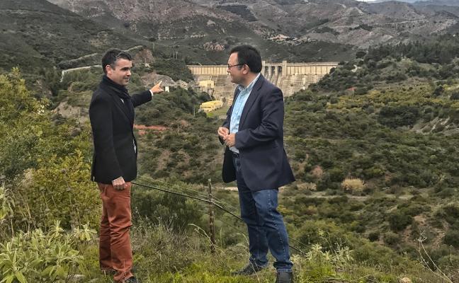 El PSOE urge al Estado a iniciar en esta legislatura el recrecimiento del embalse