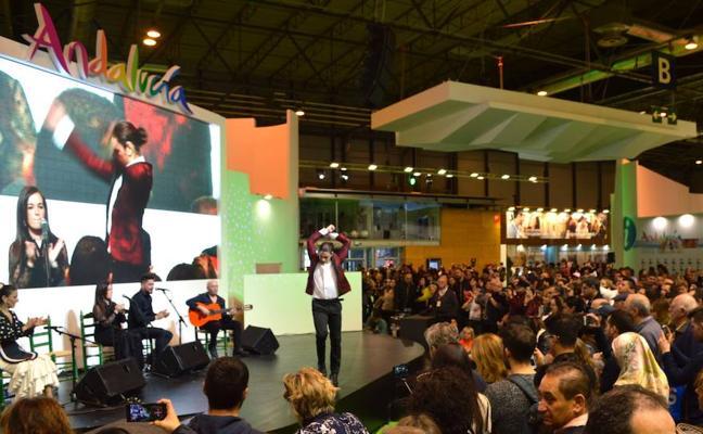 Andalucía se vuelca en la promoción directa al consumidor en la recta final de Fitur