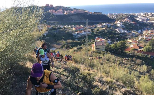 Manuel Anguita y Sonia Vizcaíno ganan el Trail La Capitana de Rincón de la Victoria