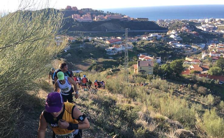 Fotos del sexto Trail La Capitana de Rincón de la Victoria