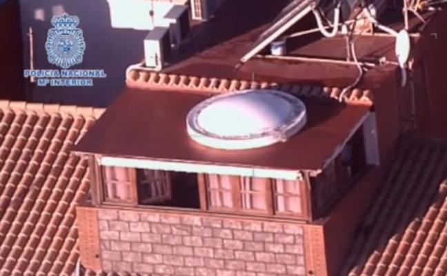 Desmantelan en Cádiz un sistema de radares usado por narcos para traficar