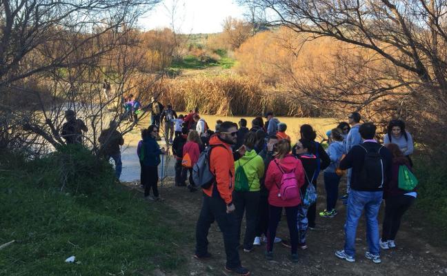 Dos nuevos senderos conectan Pizarra con Zalea y Cerralba