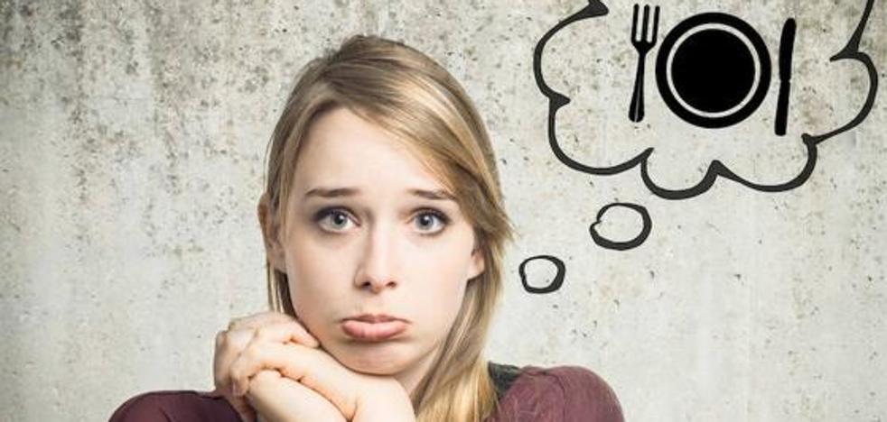 Cómo controlar las ganas de comer a todas horas