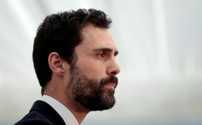 Torrent anuncia hoy si propone a Puigdemont para presidir la Generalitat